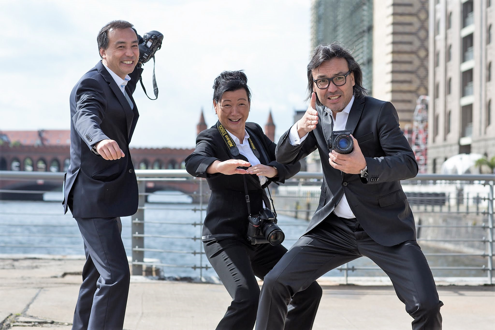 JET-FOTO-Gründerteam_Kung Fu Fighting